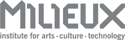 Milieux Institute for Arts, Culture and Technology