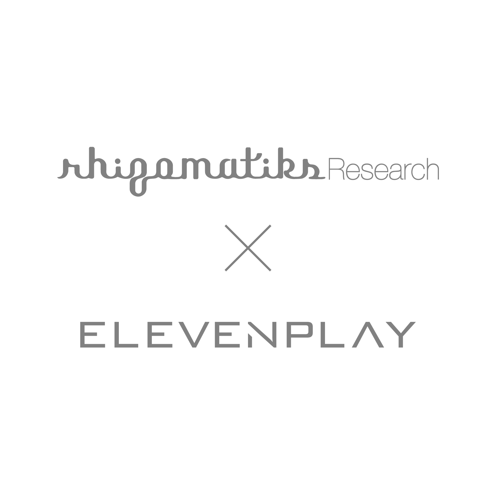 Rhizomatiks Research x ELEVENPLAY